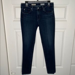 AG Countout360 The Prima Cigarette Leg Skinny Jean